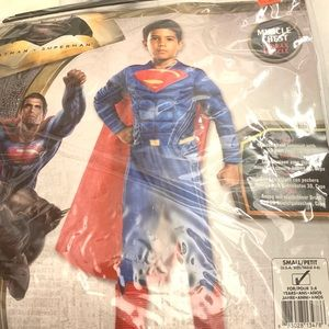 Costumes - Superman costume (small) with muscle chest 💙